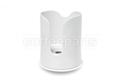 Dreamfarm White Spink desk coffee cup holder