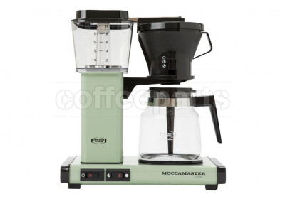 Moccamaster 1.25lt Classic KB741AO Pastel Green Filter Coffee Machine