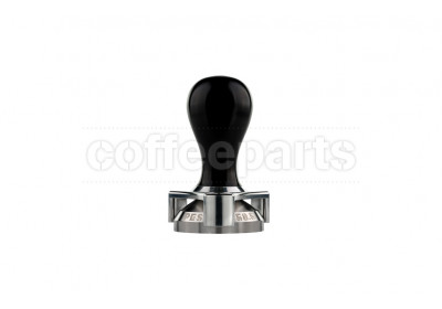 Pesado 58.5mm black tamper with depth adjuster