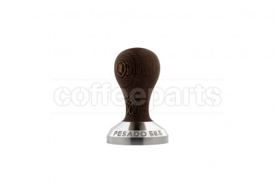 Pesado 58.5mm Coffee Tamper w/ Wenge Handle