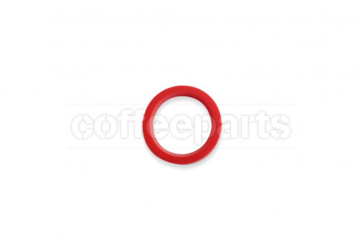 Modern Lever Piston seal 49.5x40.5x6.75mm red silicon