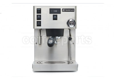 Rancilio Silvia Pro Dual Boiler Home Espresso Coffee Machine