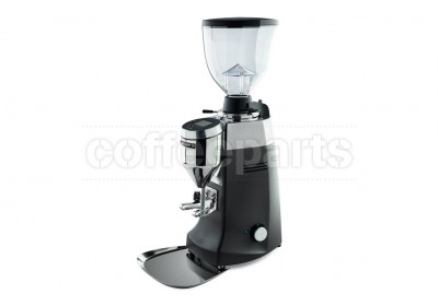Mazzer Robur S Electronic Coffee Grinder: Matte Black
