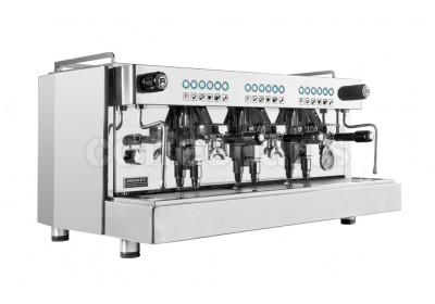 Rocket REA 3-Group Commercial Coffee Machine