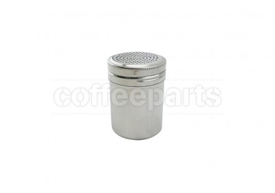 Rhino Wares Stainless Chocolate Shaker w/ perforated holes