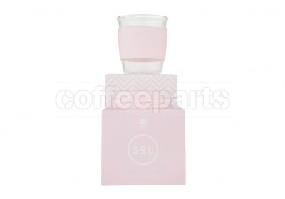 SoL 8oz Perfect Pink Reusable Cup
