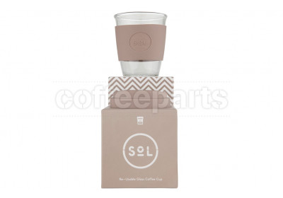 SoL 12oz Seaside Slate Reusable Cup