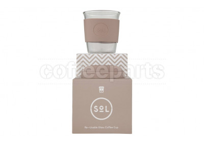 SoL 8oz Seaside Slate Reusable Cup