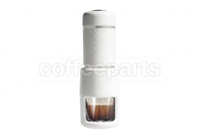 Staresso White SP-200 Portable Espresso Maker inc Milk Pump