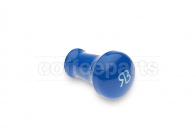 Reg Barber tamper handle only: powder coated blue