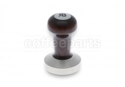 Reg Barber 58.3mm tamper with wenge wooden handle