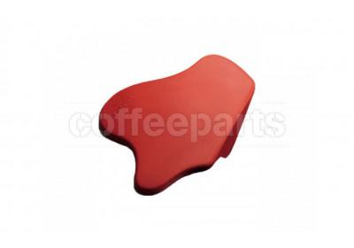 Cafelat Splat Red Barista Tamping Mat