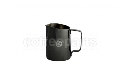 Tiamo 450ml Tapered Metallic Black Milk Jug