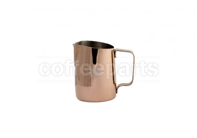 Tiamo 450ml Tapered Metallic Bronze Milk Jug