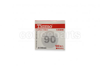 Tiamo 90mm Paper Filters for Tiamo Cold Drips – 100 pack