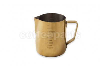 Tiamo 600ml Titanium Milk Jug