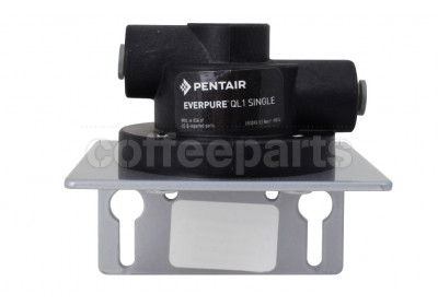 Everpure QL1 Filter Head ¼in JG Fitting (EV925620)
