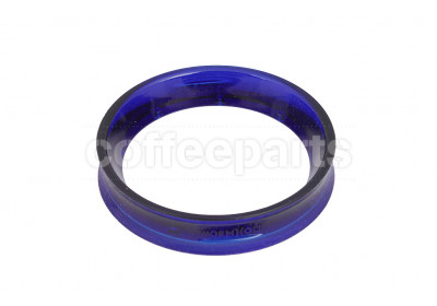 Wormhole Blue Magnetic Coffee Dosing Funnel to fit 58mm baskets
