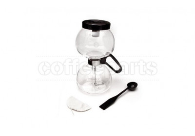 Yama Syphon 8-Cup Stove Top Coffee Siphon