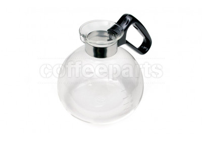 Yama Bottom Beaker with handle to fit 8-Cup Siphon