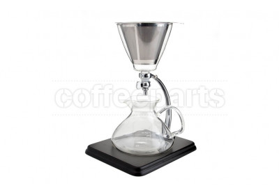 Yama Silverton Stainless Steel Coffee and Tea Dripper