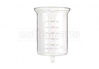 Yama Top Beaker to fit 25-Cup Cold Coffee Drip