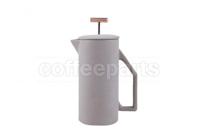 Yield Design Grey Ceramic 850ml Coffee French Press
