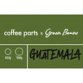 Coffee Parts x Green Beans, Organic Guatemala Coban