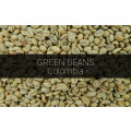Green Beans, Organic Colombia Popayan Excelso, 1kg