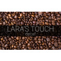 Lara's touch decaf blend, 500 grams - cafe grind