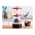Bruer Red Cold Brew Slow Drip Coffee Maker System