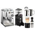 Starter Espresso Coffee Machine Package
